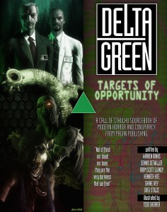 'Delta Green: Targets of Opportunity' in PDF