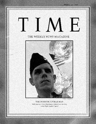 """Dateline, Washington. President Roosevelt made the startling announcement today during an impromptu radio address to the nation: America has its first super-man."" — Ralph Reynolds, 10 November 1941. Name: Lawrence […]"