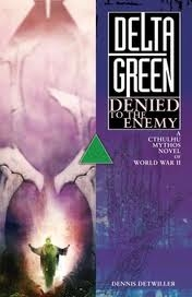 Arc Dream Publishing is proud to present its first fiction release, the digital edition of Delta Green: Denied to the Enemy, Dennis Detwiller's novel of the Cthulhu Mythos in World War...