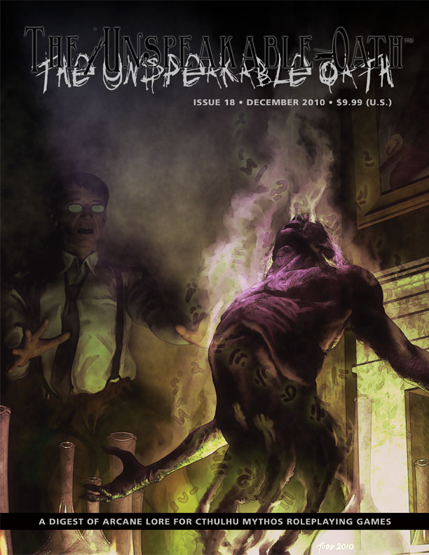 The Unspeakable Oath 18