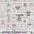GenCon has released their tentative booth layouts for GenCon Indy, August 16-19, 2012. Arc Dream Publishing is once again going to be right next to our friends at Pagan Publishing...