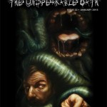 The Unspeakable Oath 22 cover by Matt Hansen