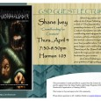 I'll be giving a lecture at the University of Montevallo on April 4th, 2013, in Montevallo, Alabama. If you're nearby, please attend! I'll  speak mainly on crowdfunding and Kickstarter, the...