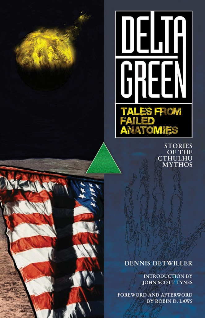 Delta Green: Tales from Failed Anatomies cover