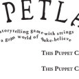 Our Kickstarter project for an expanded, full-color edition of Puppetland is already a success! But you can play the game right now using John Scott Tynes' earliest version, available free on […]