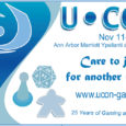 Do you live in or near Ann Arbor, MI? Are you looking for some convention and gaming time? Then join U-Con this November where agent Jason Fritz will be running […]